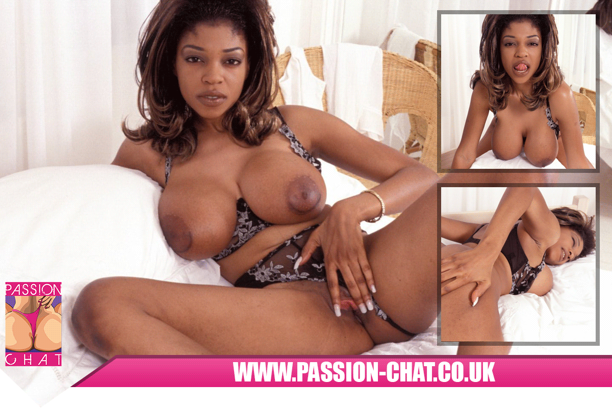 Black Girls With Big Tits